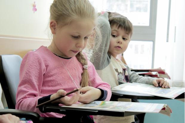 Помочь ребенку выучить английский