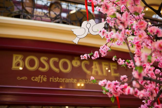 Фото №1 - Bosco Café открылось после грандиозной реновации