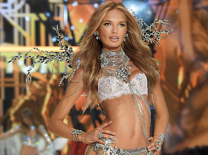 Фото №1 - Примерьте крылья ночного ангела вместе с Victoria's Secret