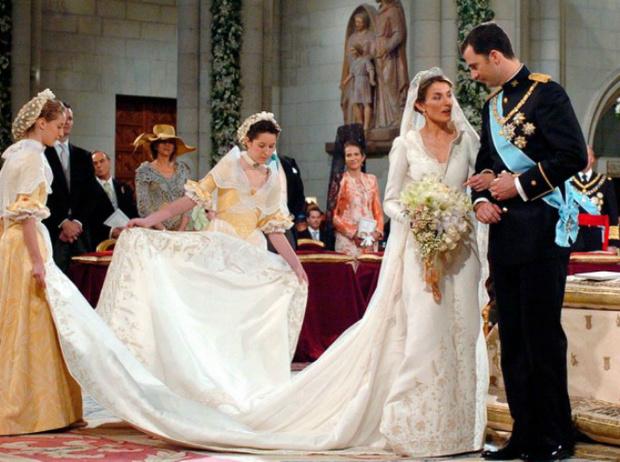 Фото №10 - 12 знаменитых королевских свадеб
