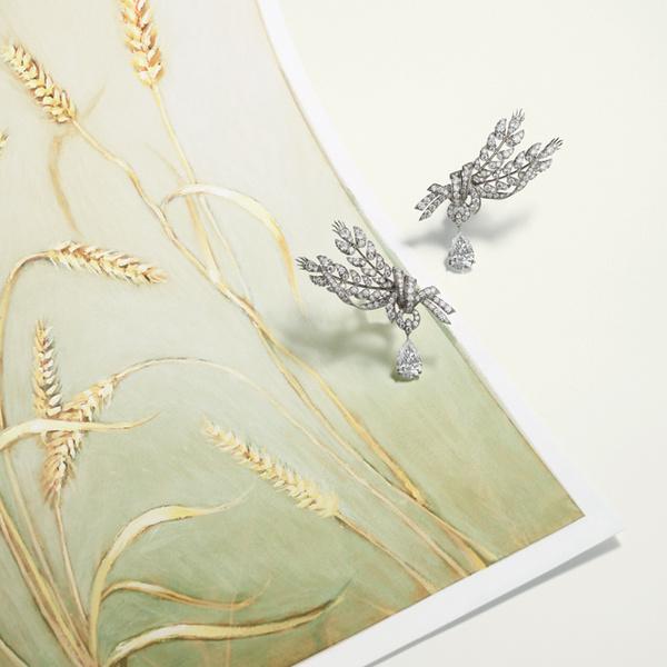 Фото №10 - Драгоценные дары природы: новая коллекция Chaumet