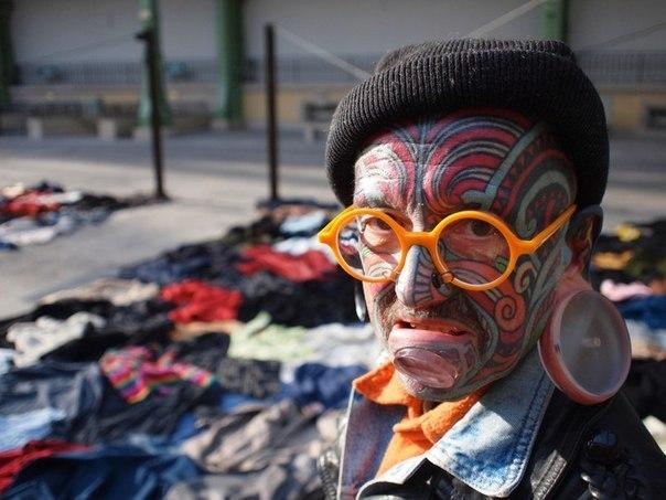 Фото №3 - Самые татуированные люди, которые смогли найти нормальную работу (фото)