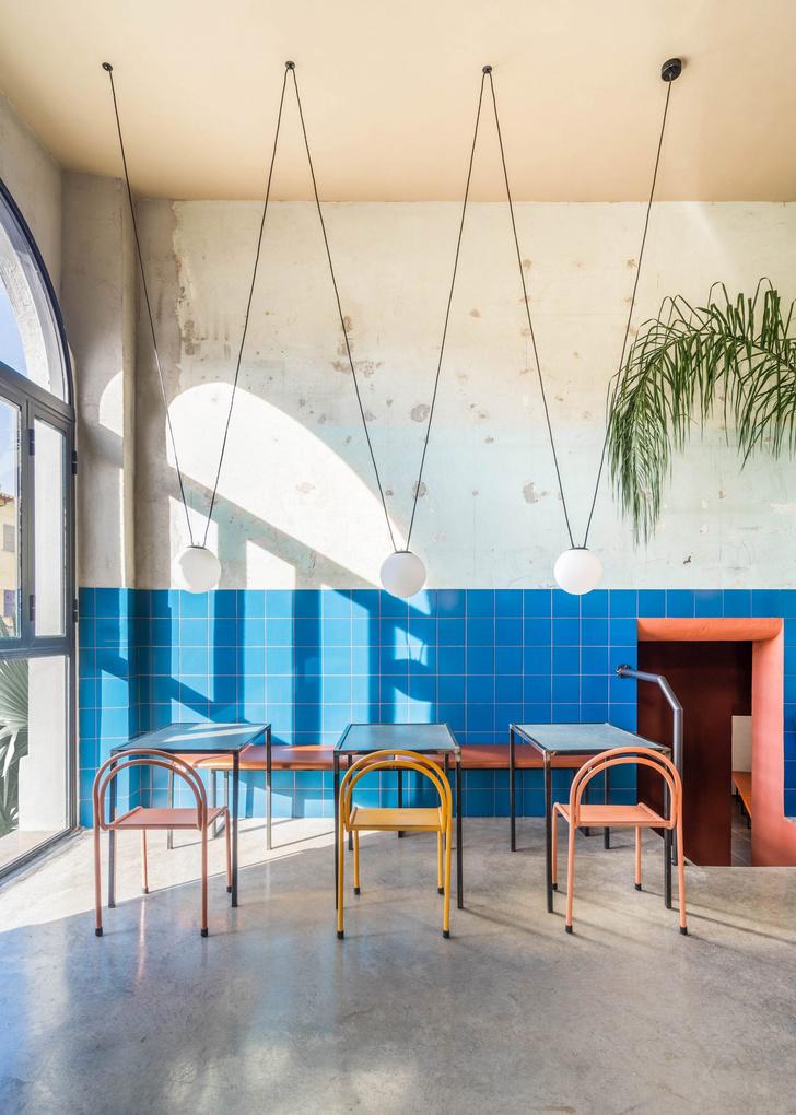 Фото №2 - Уютный ресторан Tre De Tutto в Риме