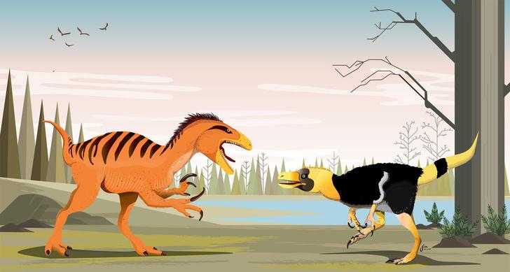 Фото №1 - В Таиланде обнаружены останки нового вида динозавров