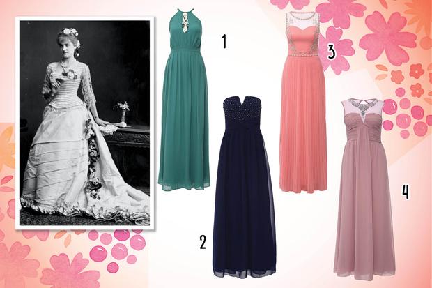 Фото №3 - История вечернего платья: 8 фасонов на все времена