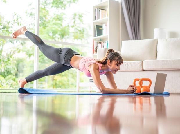 Фото №4 - Тренировка олимпийцев: как заниматься 15 минут в день и оставаться в форме