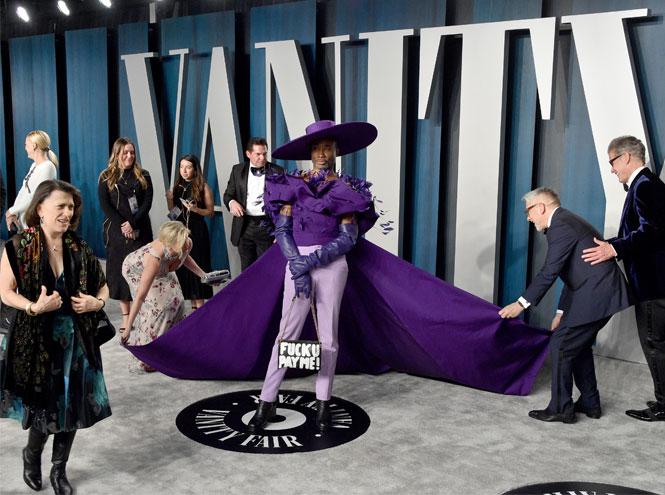 Фото №10 - «Я не трансвестит, я мужчина в платье»: Билли Портер и его модная революция