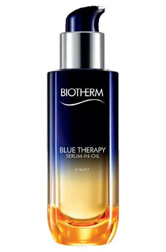 Фото №6 - Проверено Marie Claire: Blue Therapy Cream-In-Oil от Biotherm