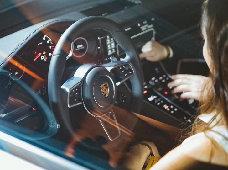 Фото №1 - Презентация новой модели Porsche в Москве