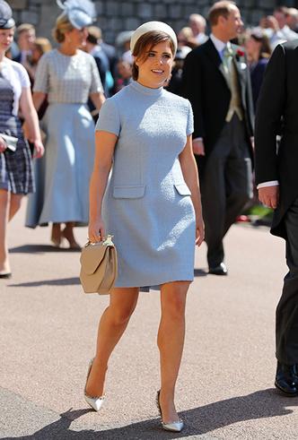 Фото №31 - 20 самых стильных гостей на свадьбе Меган Маркл и принца Гарри