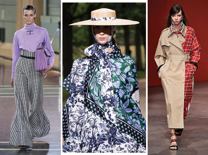 Фото №1 - 10 трендов весны и лета 2020 с Недели моды в Лондоне