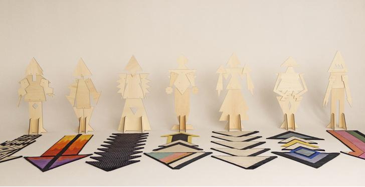 Фото №1 - Коллекция ковровых дорожек сс-tapis