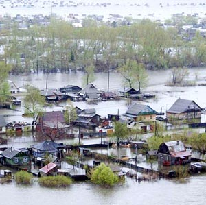 Фото №1 - Якутия снова тонет