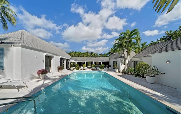 Фото №4 - На Багамах продается вилла, где отдыхала принцесса Диана