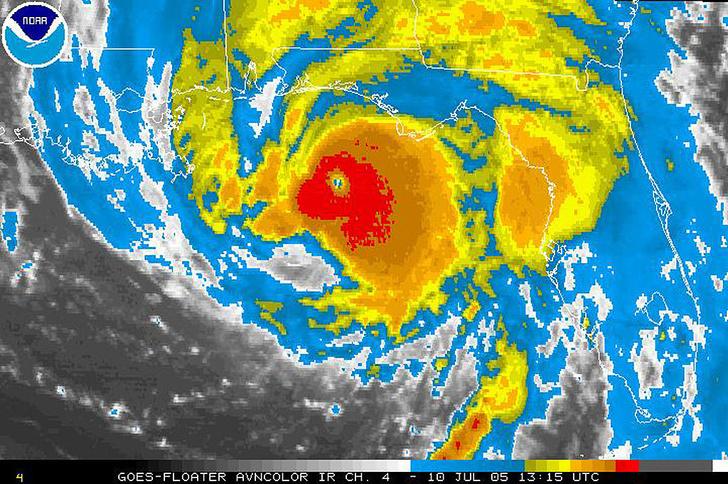 Фото №5 - Глаз бури: 7 удивительных фактов о тропических циклонах