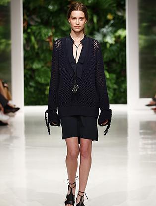 Фото №2 - Неделя моды в Берлине: Dorothee Schumacher