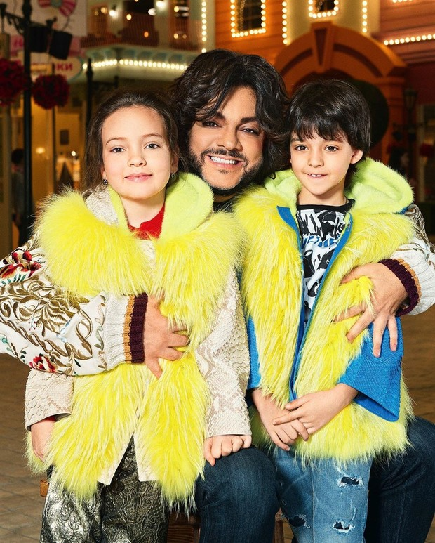 Фото №7 - Роскошь с пеленок: самые избалованные дети знаменитостей