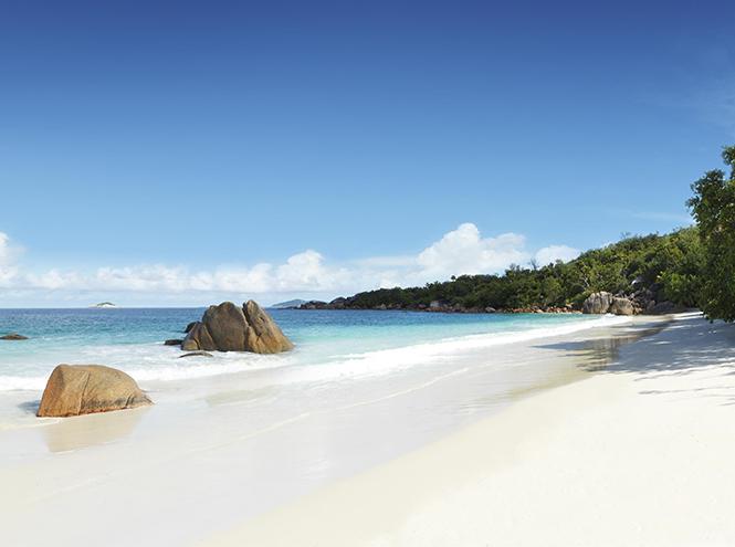 Фото №1 - Рай на земле: Raffles Seychelles