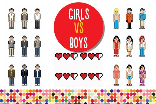 Фото №7 - Большая разница: девочки VS мальчики в цифрах