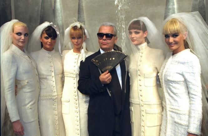 Фото №7 - Великий кайзер: 5 модных революций Карла Лагерфельда