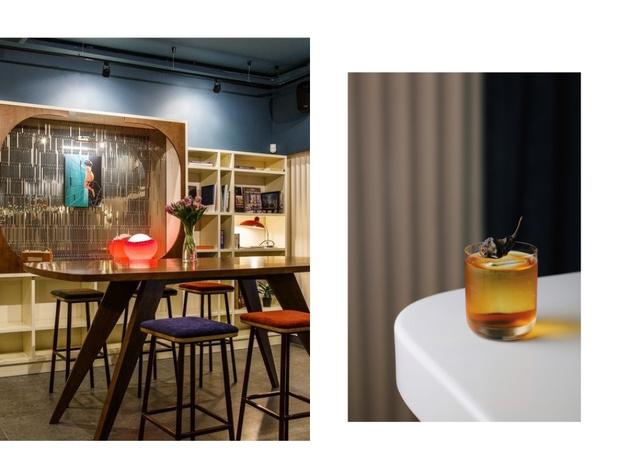 Фото №3 - Каким должен быть хороший бар? Отвечают создатели Shortlist. Books & Spirits