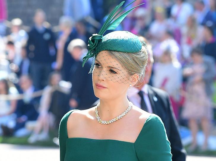 Фото №1 - 20 самых стильных гостей на свадьбе Меган Маркл и принца Гарри