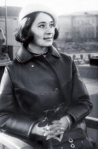 Фото №8 - Красные королевы: судьба самых ярких советских манекенщиц