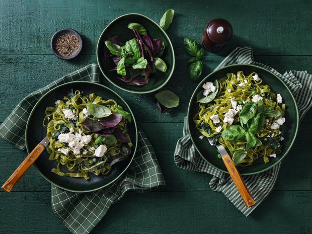 Фото №1 - Что приготовить из шпината: 4 беспроигрышных рецепта