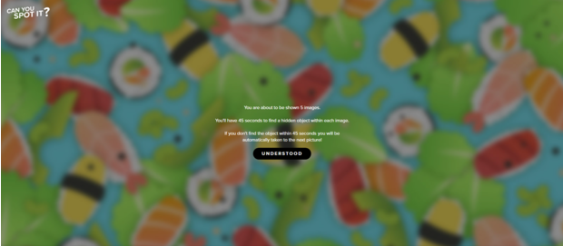 Фото №2 - Сайт дня: Веселая онлайн-игра для самых зрячих