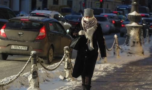 Фото №1 - Петербуржцам рассказали, как пережить крещенские морозы без обморожений