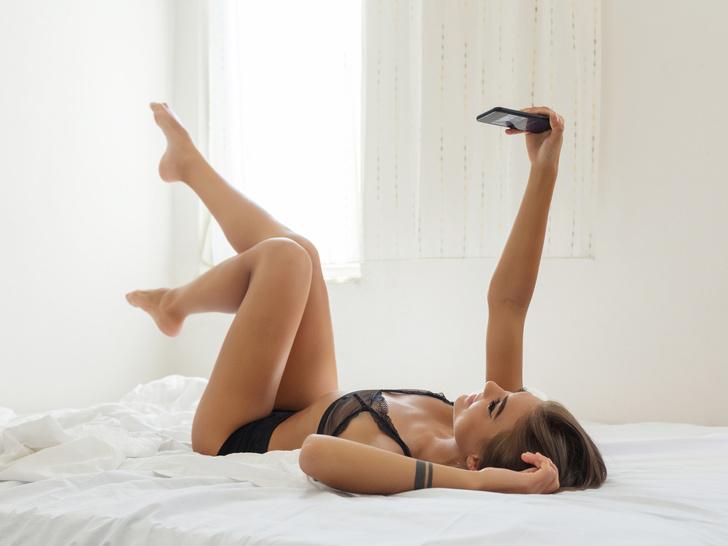 Фото №4 - Безопасный секстинг: 4 главных правила интимной переписки