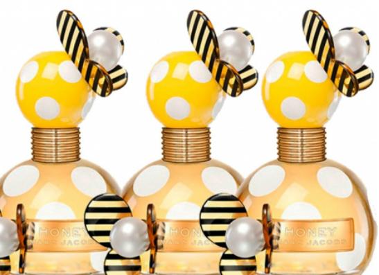 Фото №1 - Marc Jacobs выпустит духи с ароматом меда