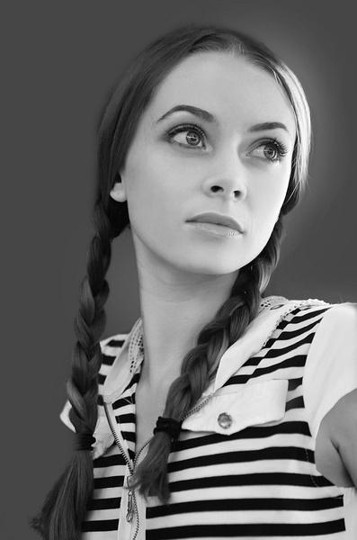 Анастасия Осокина - красноярская балерина