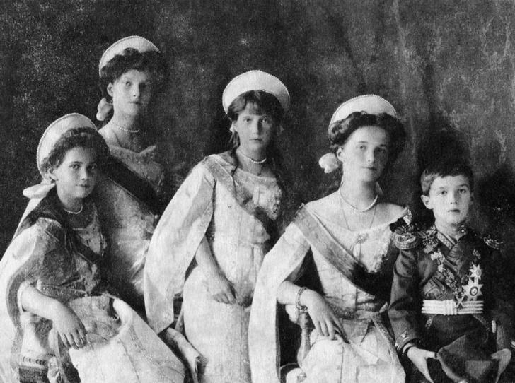 Фото №15 - Милые и забавные архивные фото царской семьи Романовых