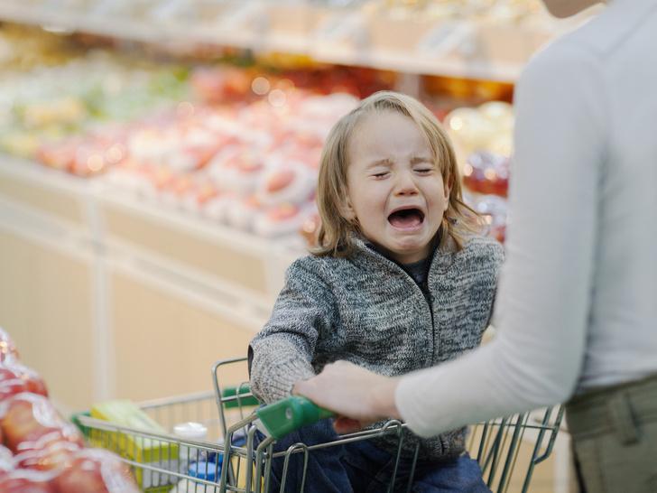 Фото №3 - Три неочевидных причины детских истерик (и как с ними правильно бороться)