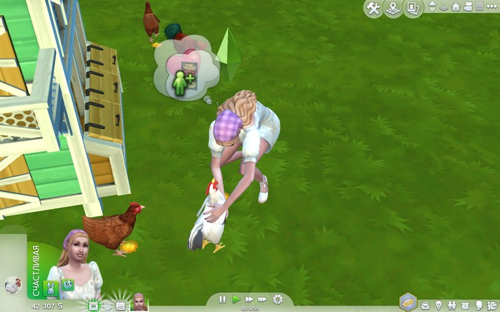 Фото №7 - Скорее качай: новое дополнение «Sims 4: Загородная жизнь» уже доступно ✨