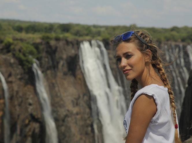 Фото №2 - Регина Тодоренко и ее экстремальные маршруты