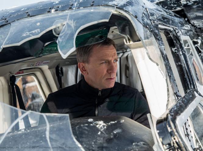 Фото №3 - Вышел новый трейлер фильма «007: СПЕКТР»