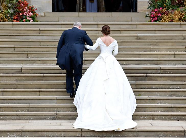 Фото №56 - Свадьба принцессы Евгении и Джека Бруксбэнка