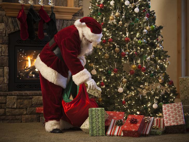 Фото №2 - Почему Санта-Клаус залезает в дом через трубу