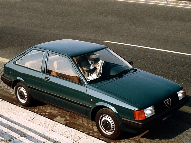 Фото №5 - Худшая Alfa Romeo на планете: история маленькой «Арны»