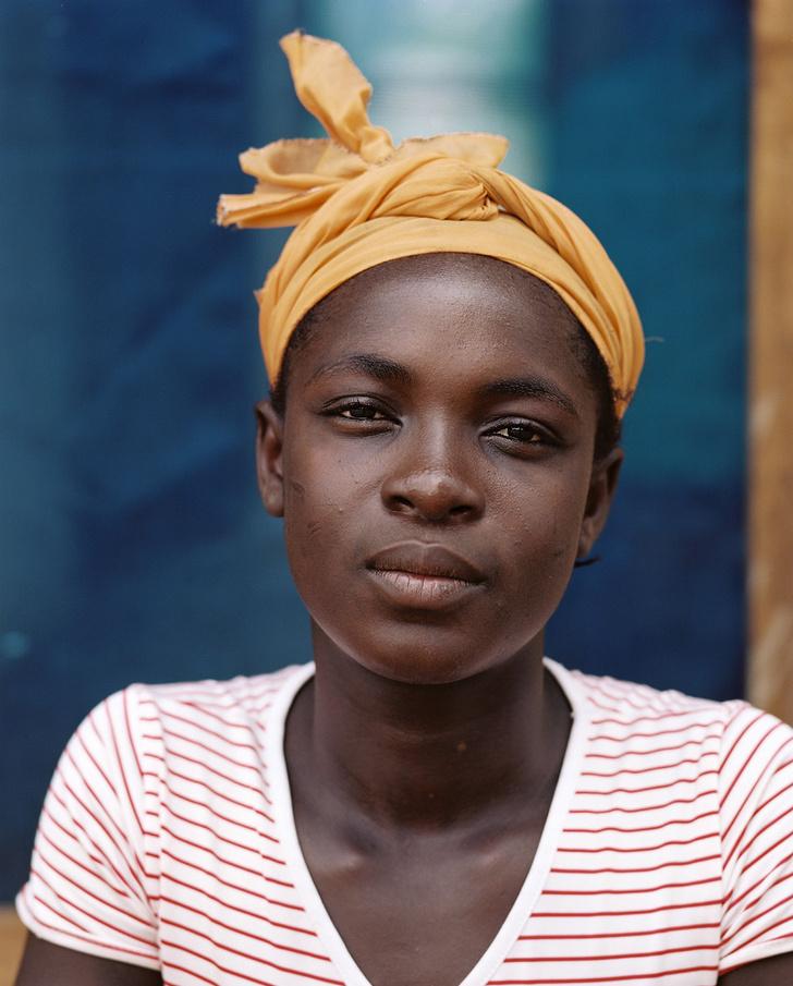 Фото №1 - Мисс мира: Кот-д'Ивуар. Глаз питона