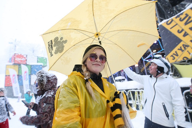 Фото №3 - Как прошел первый AFP Snow Edition: снежный фотоотчет