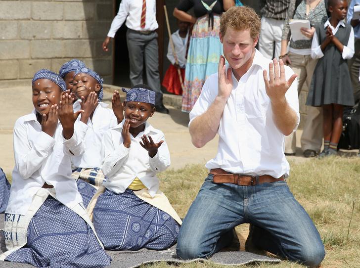 Фото №21 - 25 фотодоказательств, что принц Гарри будет отличным отцом