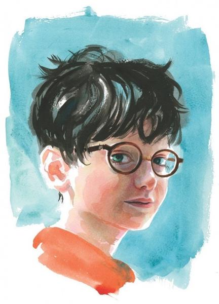 Фото №2 - Хотим немедленно: Новый иллюстрированный «Гарри Поттер»