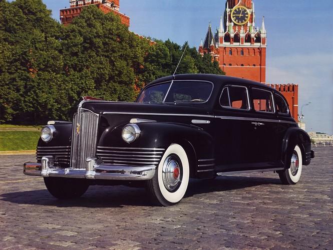 Фото №5 - Назад в СССР: 5 самых роскошных советских автомобилей