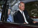 Принц Уильям неожиданно посетил Балморал (без Кейт и детей)