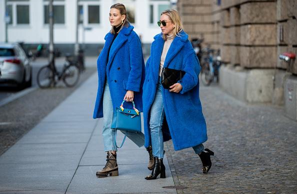 Фото №2 - 5 способов носить синий— главный цвет 2020 года