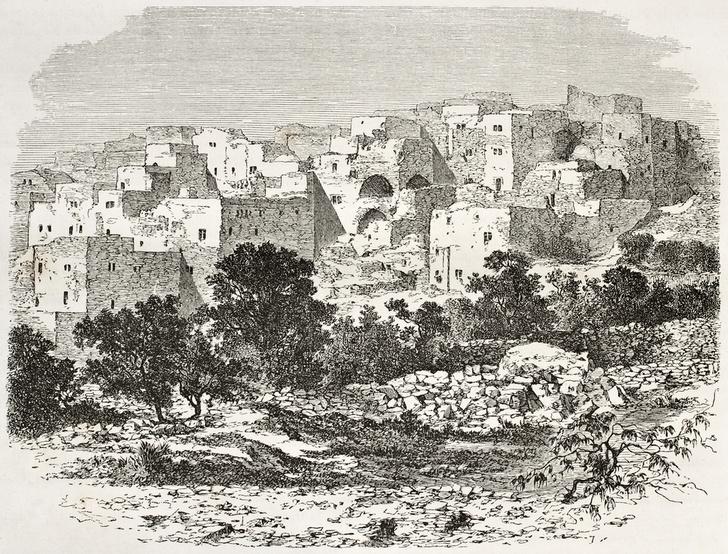 Фото №1 - Археологи нашли дом, в котором, возможно, прошло детство Христа