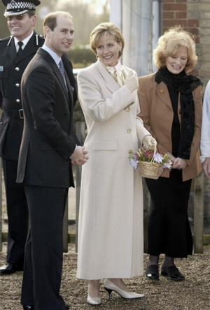 Фото №4 - Тактика Софи: как «любимая невестка Елизаветы» стала новой королевой сердец